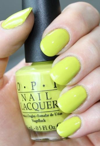 Did It On 'Em. Surprisingly bright!: Minaj Collection, Nicki Minaj, Nail Polish, Beautiful Nails, Opi Nicki, Beauty, Minaj Opi