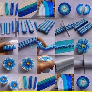 Polymer Clay Tutorials   Pastapolimerica 1129
