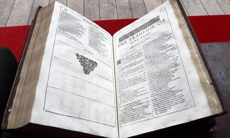 Chicago has a yearlong festival, but there are lots of other celebrations across the US, including a tour of the First Folio of the Bard's plays that will visit every state