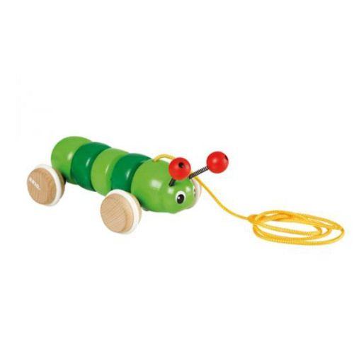 Brio vedettävä toukka #lahjaopas #lahjavinkit #lahjaideat #syntymäpäivälahjat #lapselle http://lahjaopas.info/lahjat/brio-toukka/