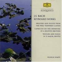 Bach: Keyboard Works - Wilhelm Kempff