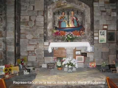 María Magdalena en la Provenza - La leyenda provenzal - YouTube