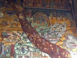 Risultati immagini per voronet manastirea imagini