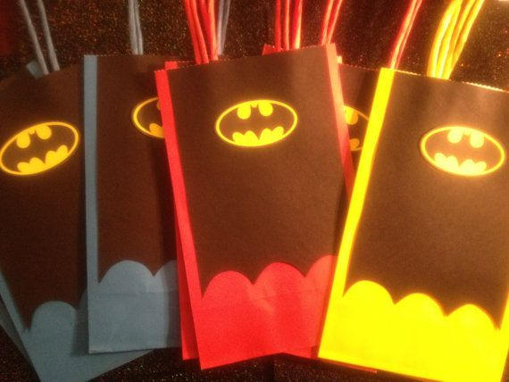Hey, I found this really awesome Etsy listing at http://www.etsy.com/listing/91428539/batman-super-hero-goody-bags