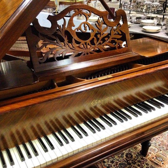 Piano #gaveau 1900's. VENDU.  #paimpol #auvieuxchaudron#antiques