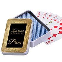 Gilded Romance Custom Playing Card Case