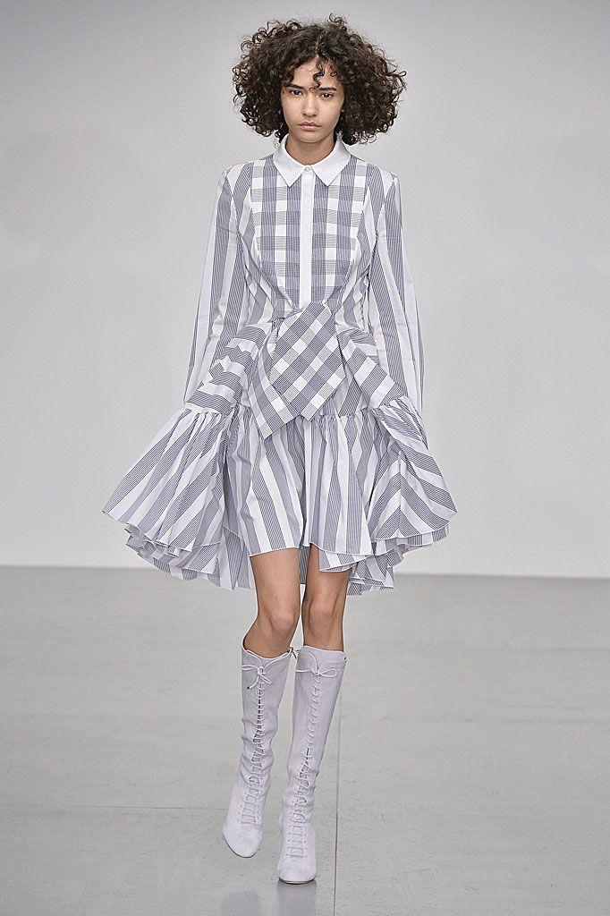 London Fashion Week - Antonio Berardi
