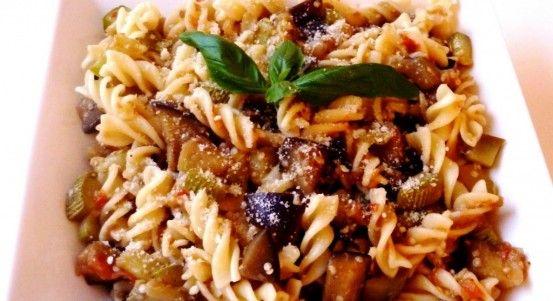 Sebzeli Makarna Tarifi | Yemek Tarifleri