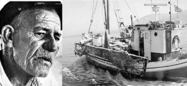 Πιερία: Καπετάν Αντρέα Ζέπο ... πες μας την ιστορία σου