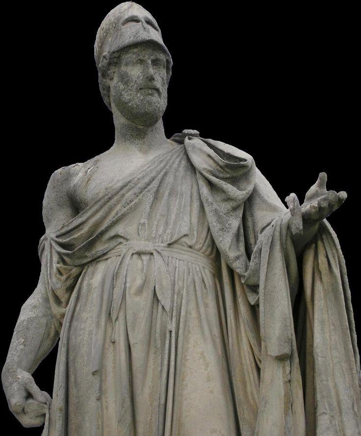 Pericles (495 a.C.-429 a.C.)fue un importante político y orador ateniense durante la edad de oro de la ciudad de Atenas. Fue el máximo estratega de Grecia.Promocionó las artes y la literatura por esto Atenas tiene la fama de haber sido el centro educacional y cultural de la Antigua Grecia.Propulsó el proyecto de la construcción de la mayoría de las estructuras de la Acrópolis de Atenas. En 443 a.C. se convirtió en la máxima autoridad ateniense hasta morir por peste en la guerra del…