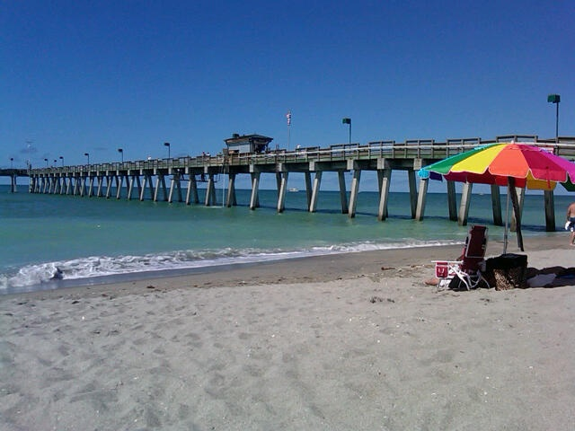 Venice Beach Fishing Pier Bait No License Required Fl Sarasota Siesta Key Lido Longboat Florida
