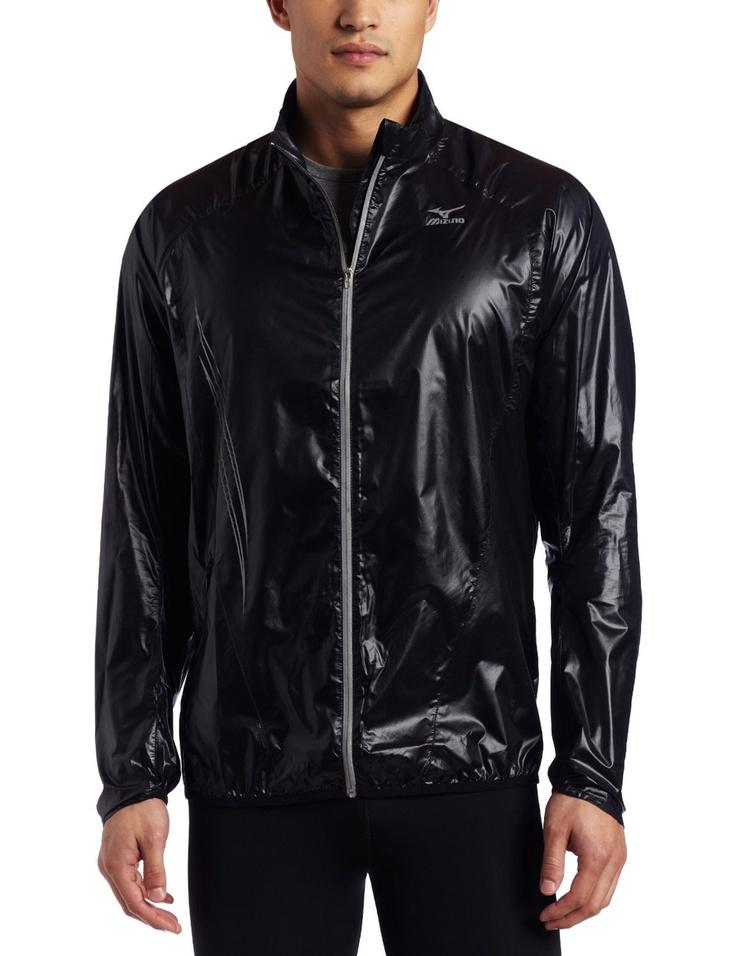 Mizuno Men's Cabrakan Running Nylon Jacket | z | Pinterest ...