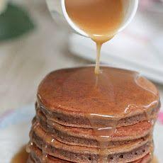 Caramel Eggnog Syrup Recipe | pancakes waffles & french toast | Pinte ...