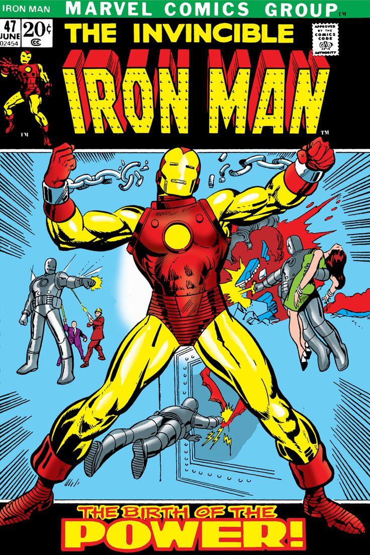 21 best marvel comics images on pinterest marvel comic books marvel comic book iron man issue cover 47 canvas wall art by marvel comics