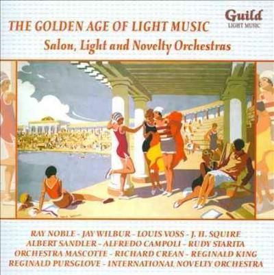 Various - Salon, Light & Novelty Orchestra, Pink