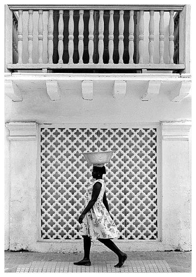 """""""Ventana en la calles de las Damas"""" - Hernán Díaz (Ca.1960)"""