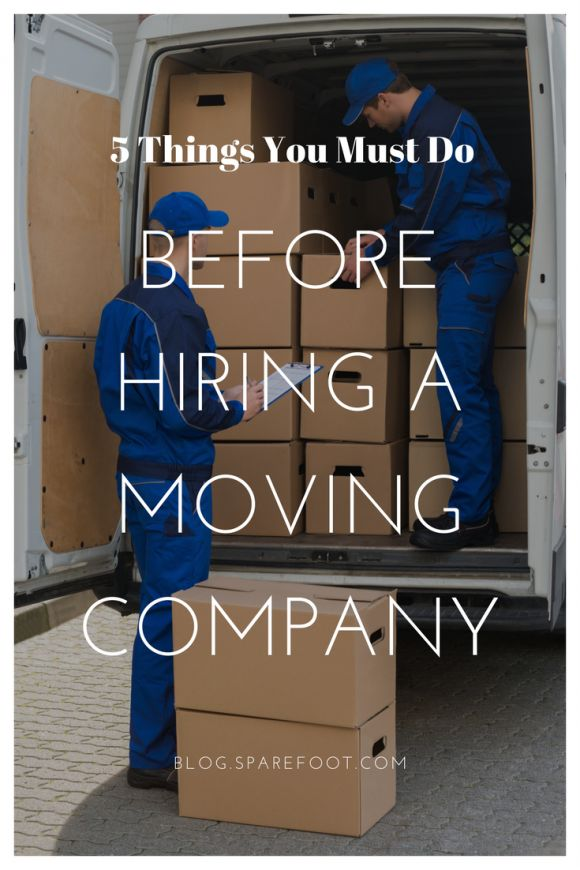 Rather than hiring the least expensive mover you can find or the first one you contact, take time to find a company that's reliable, with plenty of experience and solid credentials. Here are five steps for choosing a company that won't let you down.