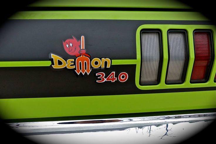 72 Demon 340