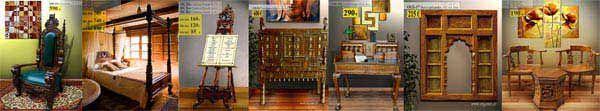 muebles de madera, catalogo Barroco i antiguo