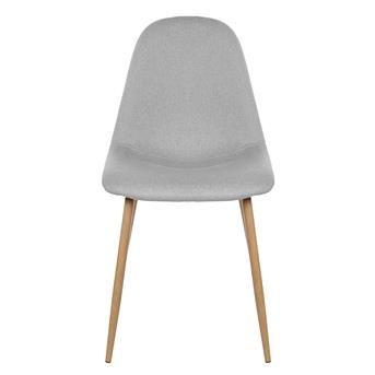 STOEL LONDEN LICHTGRIJS - Kwantum. Ik zag deze in de winkel en ze zijn prachtige stoelen voor hoeveel ze kosten!