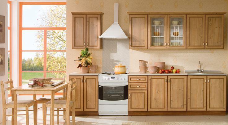 Rustikálny nábytok v kuchyni je horúcim trendom  Ak ste aj vy fanúšikmi rustikálneho štýlu, neprehliadnite tento článok! :)