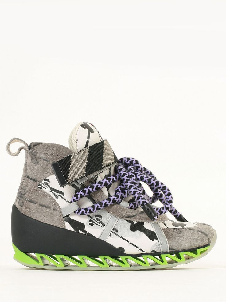 Himalayan sneakers - Bernhard Willhelm for Camper FW14/15 @guyafirenze.com