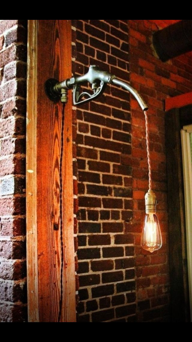 Cool sconce