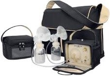 """If you choose to pump:  Medela Pump In Style Advanced Breast Pump.  Medela is considered one of the best brands for breast pumps! They have several varieties to choose from- """"On-the-go"""", """"manual"""" pumps, etc.    You may even check with a hospital to rent one!"""