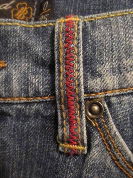 Lucky Brand Belt Loops- Embellished Spring 2010 January