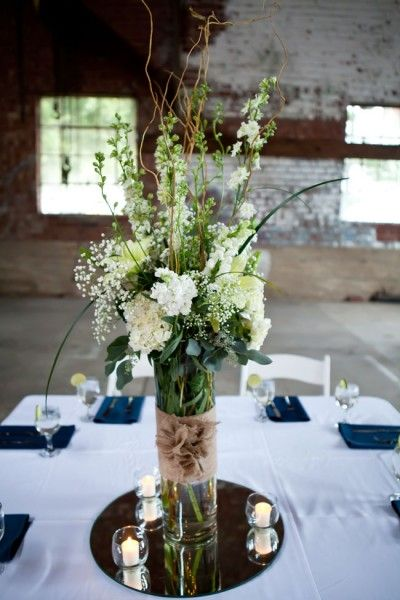 Coastal Mississippi River Autumn Wedding In Navy, Green & Ivory   Photography by Kristina Cipolla Photography http://www.storyboardwedding.com/coastal-riverside-autumn-wedding-bold-navy-striking-green-ivory/