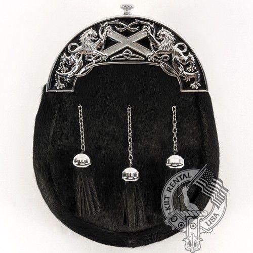 Kilt Accessories - Formal Sporran