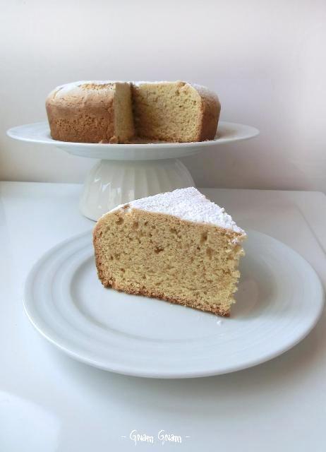 Torta alle mandorle | Ricetta senza glutine e senza lattosio