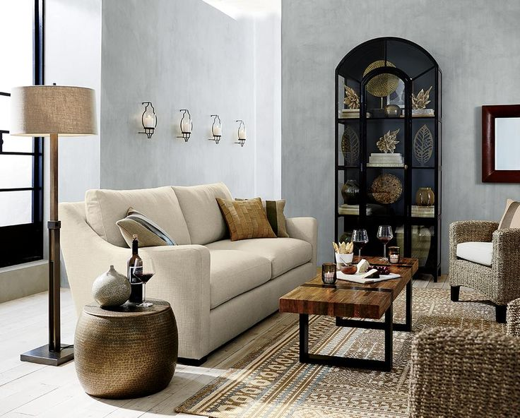 Shop for sophisticated, modern lighting at Crate and Barrel. Browse table and floor lamps, pendant lighting, sconces and more. Shop light fixtures online.