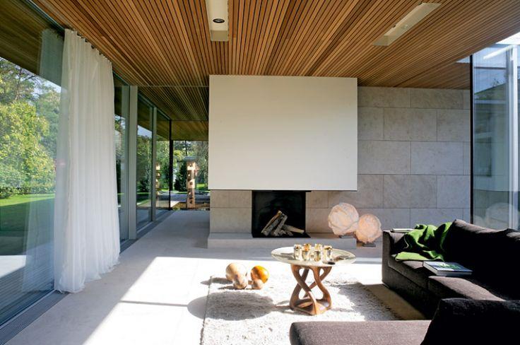Vielleicht doch: Vorhänge aufhängen - Die 15 besten Wohntipps fürs Wohnzimmer 11 - [SCHÖNER WOHNEN]