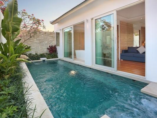 Honeymoon Villa One Bedroom Private Pool Bali FlitterwochenPrivatpoolVillen