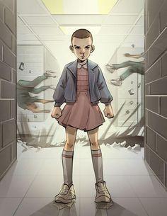 Stranger-Things-celular-wallpaper-15 17 Wallpapers para celular da Série Stranger Things do Netflix