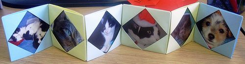 Origami picture frame Paper Picture 1 Photos 249