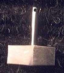 stainless steel thor hammer pendant