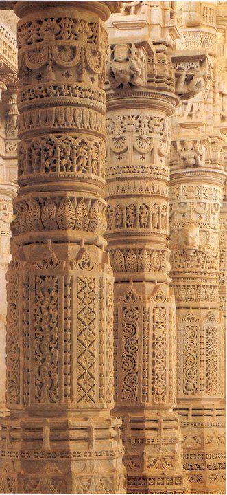 arquitectura india.
