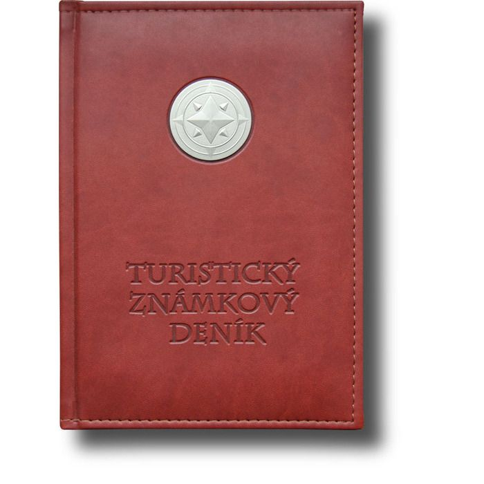Turistický známkový deník Deníky - Turistické známky