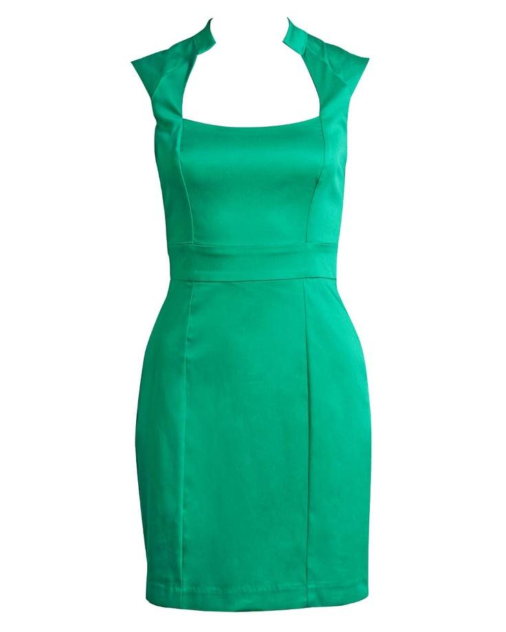 This neck reminds me of my idol, Audrey Hepburn :)  Four Square Dress #PilgrimSpringRacingCarnival  #MichellesStyleFile