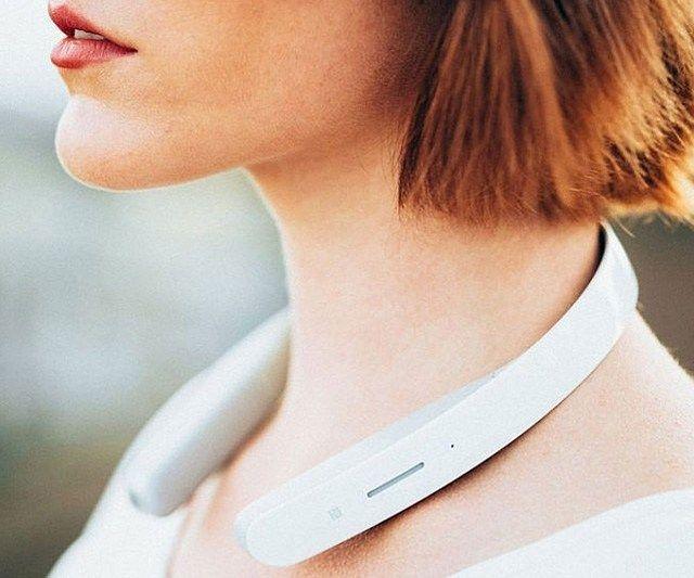Concept N Headphones  Break away from traditional headphone with this Sony's new Concept N headphones
