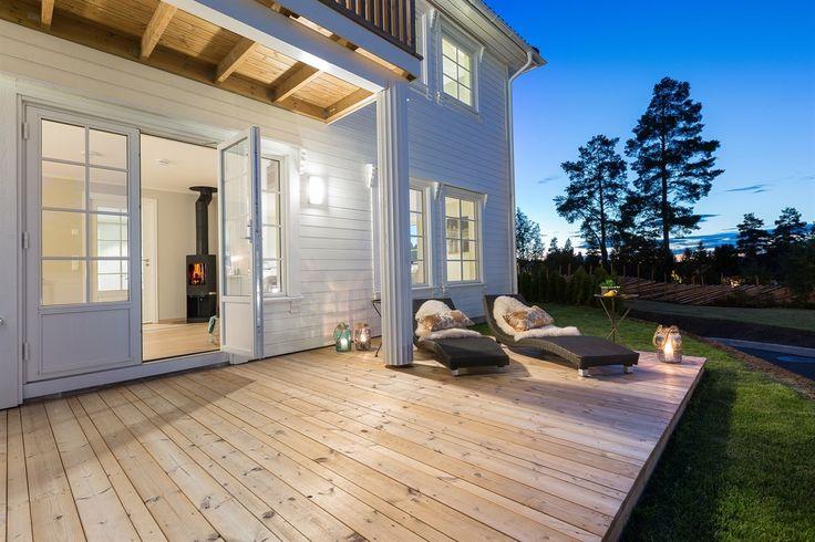 (2) FINN – Smestad - Lekker, nyoppført bolig med utsikt mot Øyeren, flott…