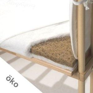 Tobi Babybay: Matratze öko maxi mit Klima-Bezug: Amazon.de: Garten