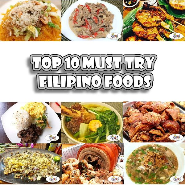 Top 10 must try Filipino Foods | Filipino Recipes in 2019