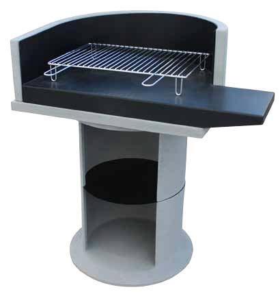 Chimeneas sirvent venta de barbacoas modernas para tu hogar barbacoa de obra alcoy de - Barbacoas modernas de obra ...