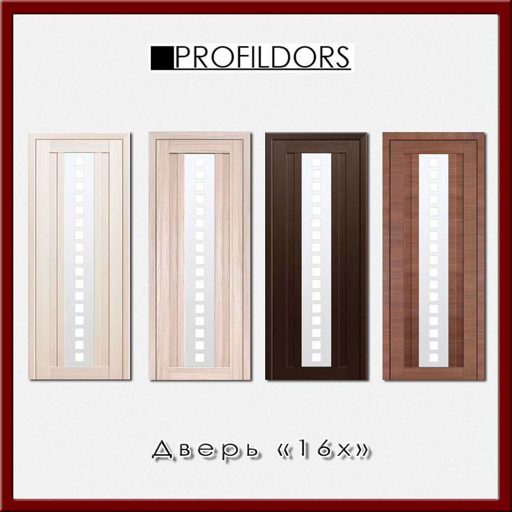 Межкомнатная дверь 16Х производства ProfilDoors