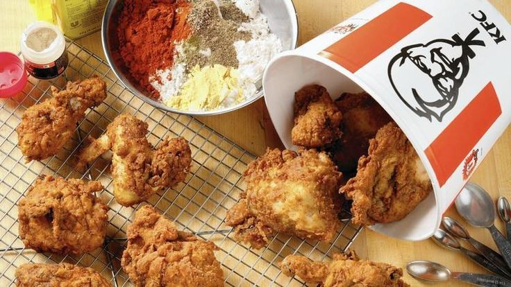 The KFC Secret Recipe Has Been Revealed And Now You Can Make It At Home