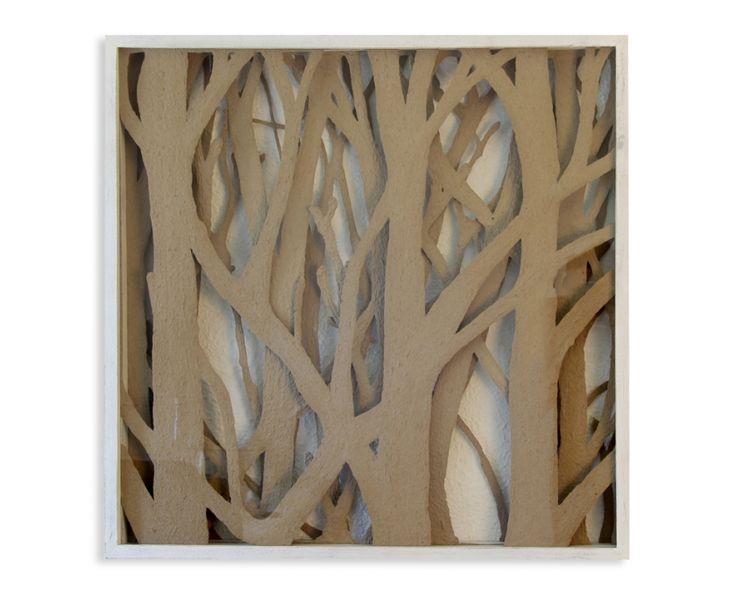 Eco Paper Wall Panel (Mori) - Wall Artwork   Weylandts