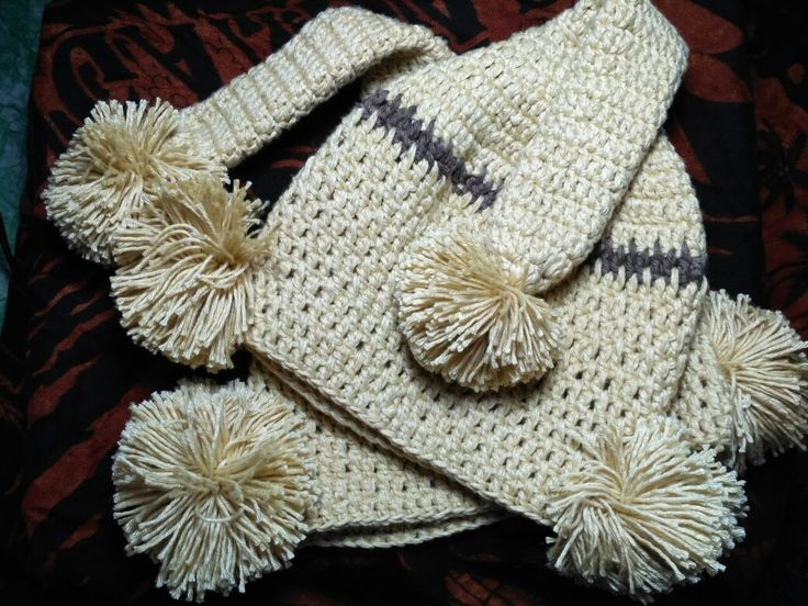 Hat crochet - Hubbiy Accessories -